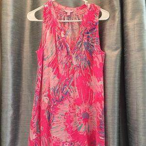 Lilly Pink Dress
